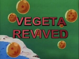 Vegeta Revived!