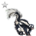 Item westernspottedskunk silver 01