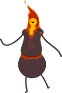 Flame Person 11