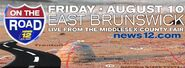 News 12 New Jersey's On The Road, East Brunswick Video Promo For August 10, 2012
