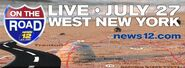 News 12 New Jersey's On The Road, West New York Video Promo For July 27, 2012