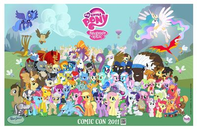 My little pony friendship is magic 0606507