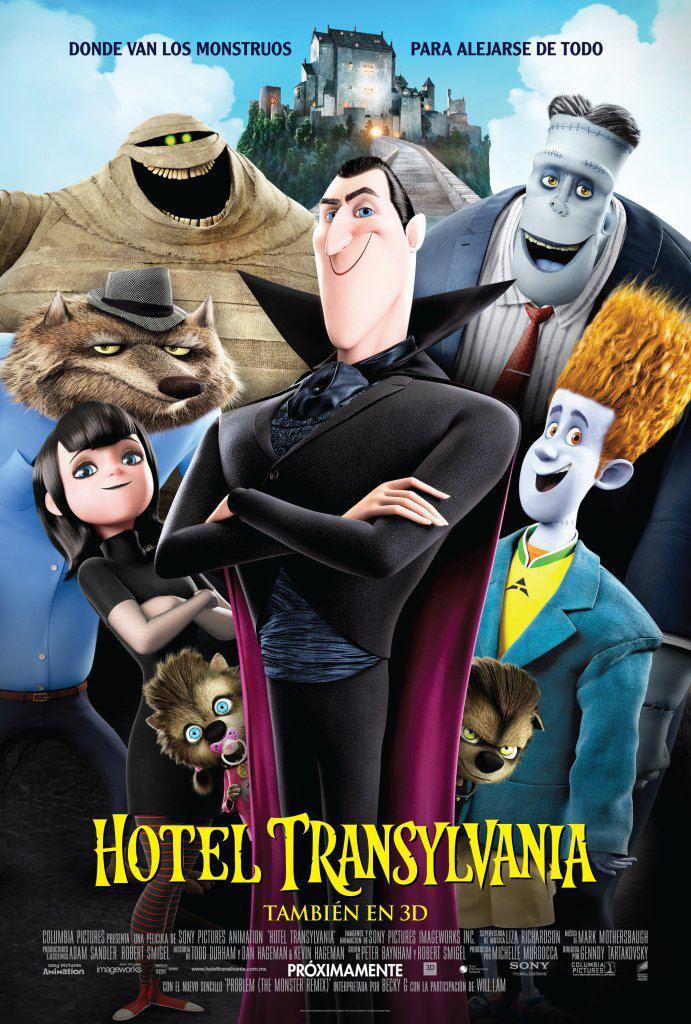 Hotel Transilvania [2012] [Dvdrip] [Español Latino]