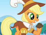 Applejack as Smart Cookie S2E11