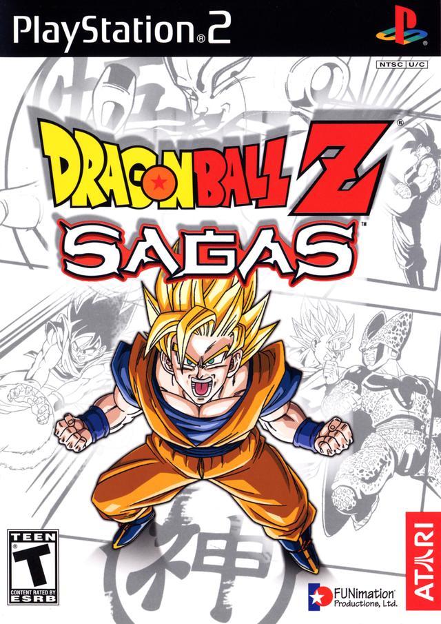 Dragon Ball Z: Sagas - Dragon Ball Wiki