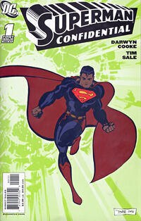 Superman Confidential Vol 1 1