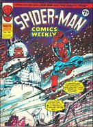 Spider-Man Comics Weekly Vol 1 105