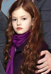 Renesmee Pic, copyright Entertainment Weekly and Twilight Wiki