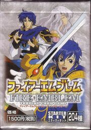 Fire Emblem TCG Package