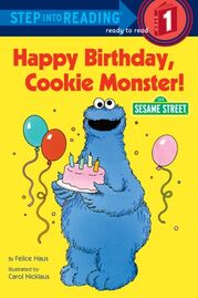 Random house happy birthday cookie monster