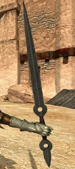 DA2 Notched Sword - longsword - act 1