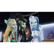 Ghouls rule lagoona frankie and abbey