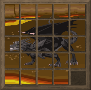 Black Dragon Puzzle Completed