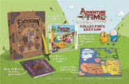 Adventure time collectors edition