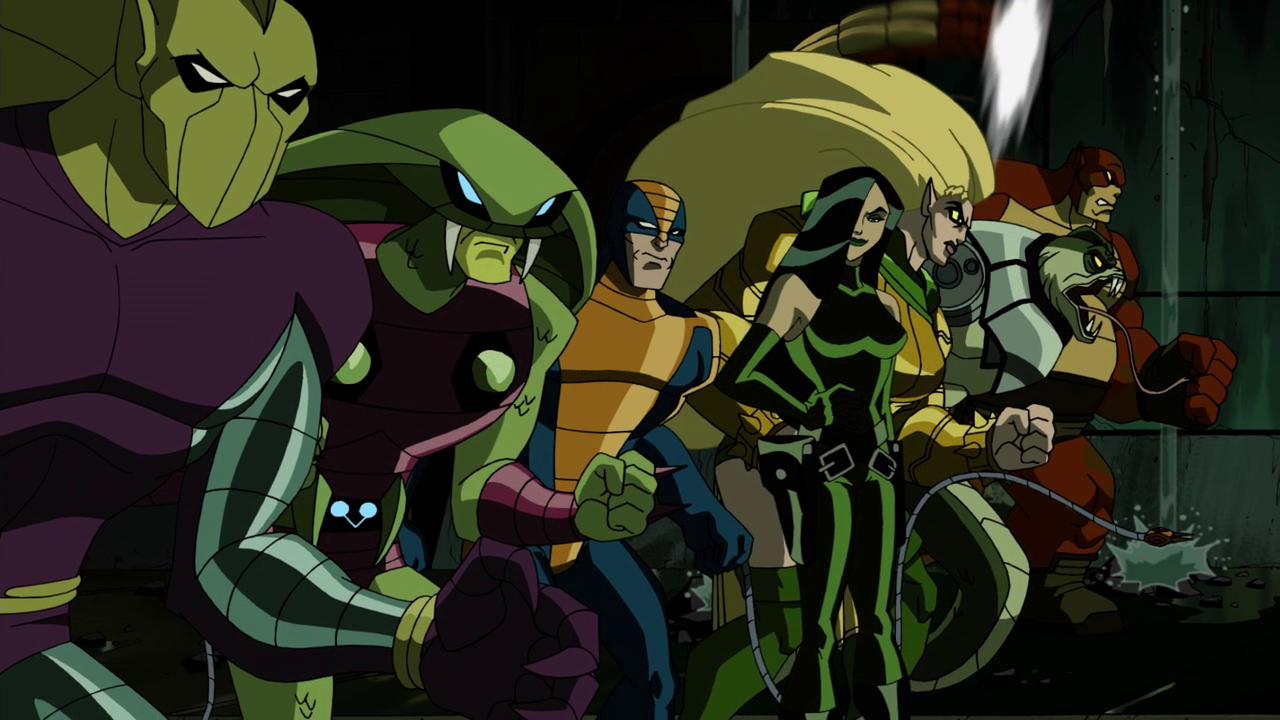 Avengers Earth's Mightiest Heroes Spider-Man