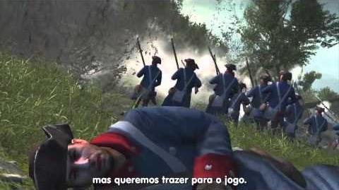 Assassin's Creed III - Inside Assassin's Creed III Legendado