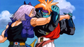 4. Kogu blocks Trunks' punch