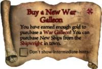 BuyNewWarGalleon