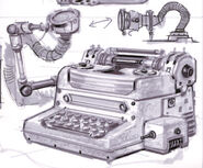 Typewriter CA1