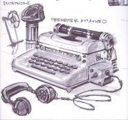 Typewriter CA2