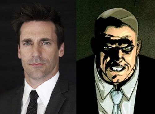 Jon Hamm Luthor
