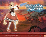 Eternal Sonata Promotional Wallpaper - Polka
