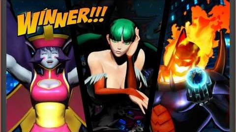 UMVC3 Morrigan Aensland Quotes (W Eng & Jap Voices)