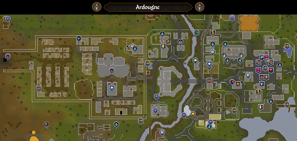 Ardougne scan