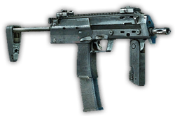 MP7 Render MOH2010