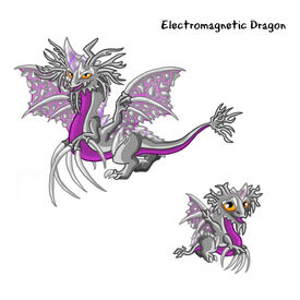 Electromagnetic Dragon