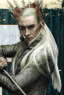 Thranduil Sword
