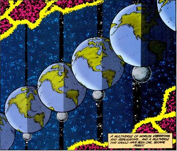 Infinite Earths