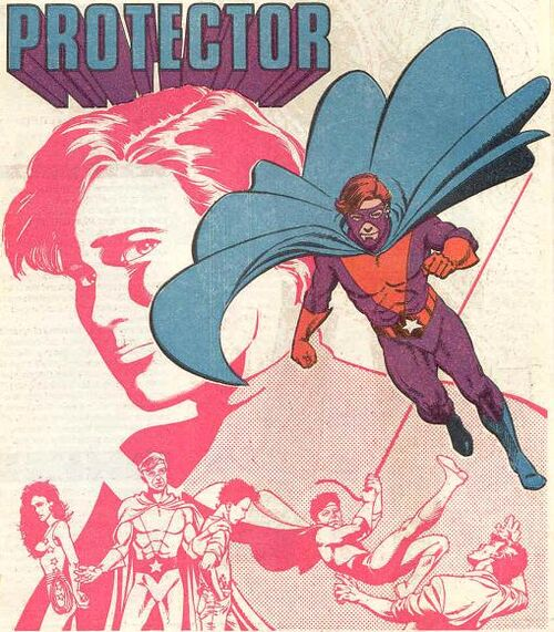 protector dc comics database