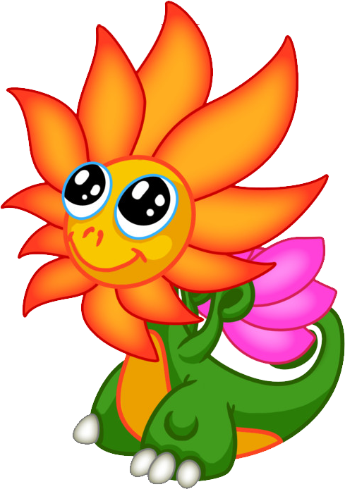 FlowerDragonBaby