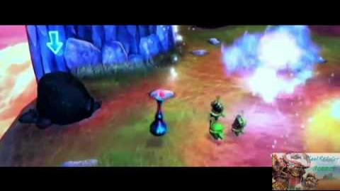 Skylanders Giants News Episode 10 - Clear Images Of All Characters, Fin's Ship Plus More