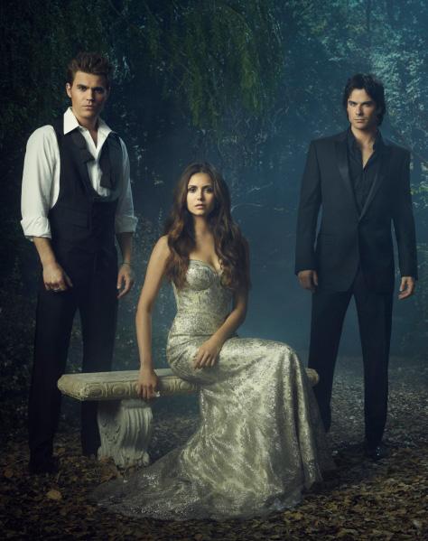 Nhật Ký Ma Cà Rồng Phần 4 2012 - The Vampire Diaries Season 4 2012