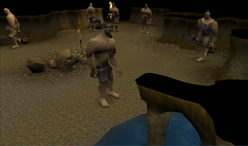 Edgeville Dungeon hill giant resource dungeon