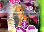 Applejack and Winona toy