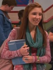 Wendy in icarly