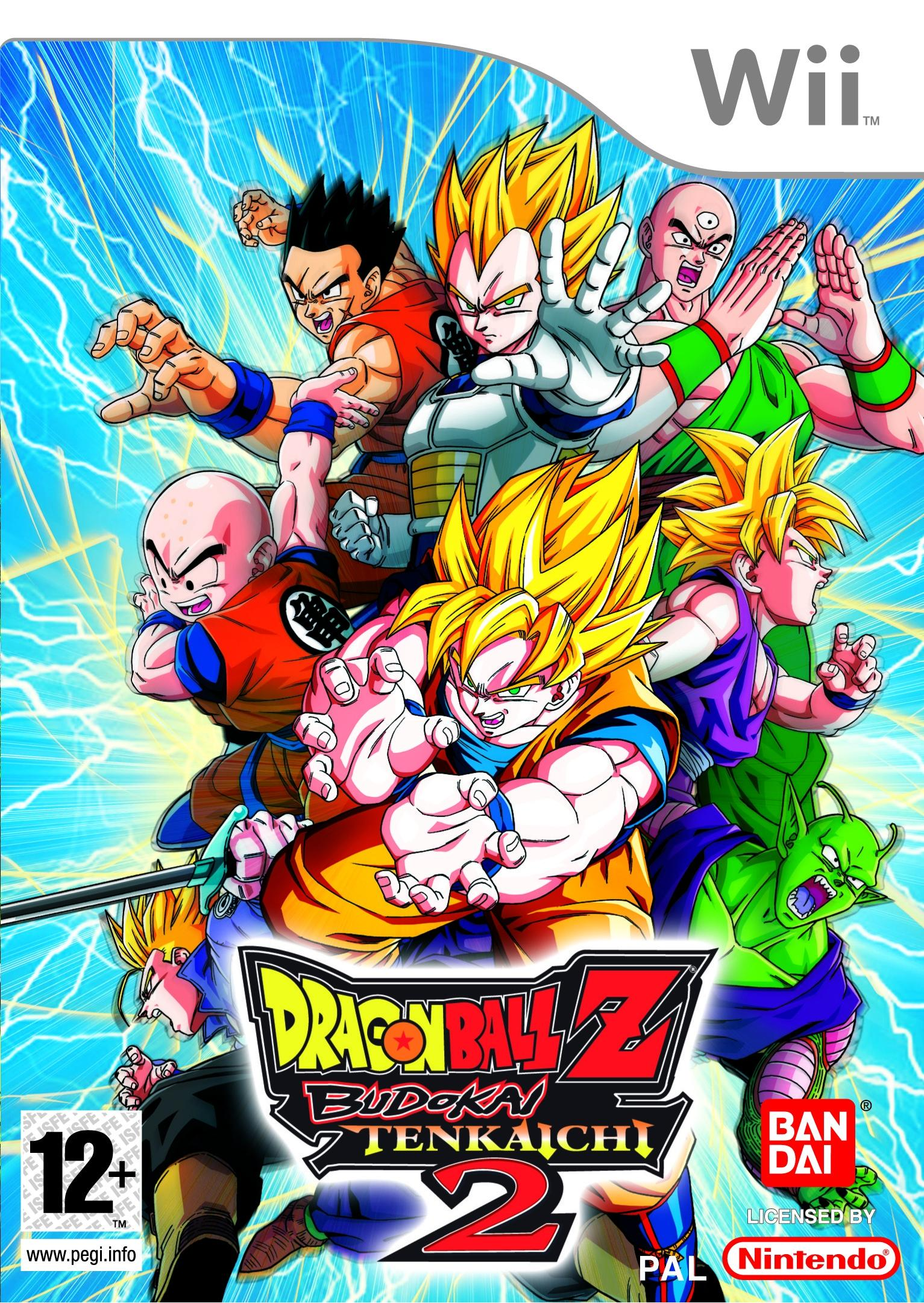 Dragon Ball Z: Budokai Tenkaichi 2 - Dragon Ball Wiki