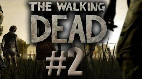 Lets Play - The Walking Dead with Morfar - Episode 1 - Part 2