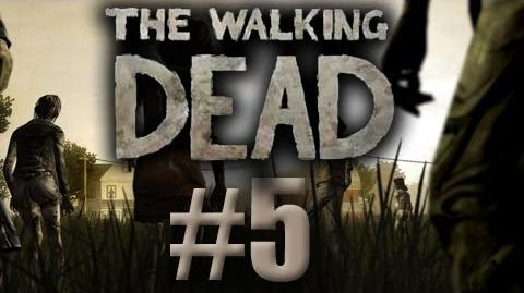 Lets Play - The Walking Dead with Morfar - Episode 1 - Part 5 The End