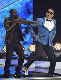 Vmas - psy