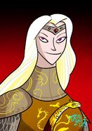 Rhaenys Targaryen by The Mico©