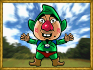 Tingle's Balloon Fight DS Bonus Gallery 4