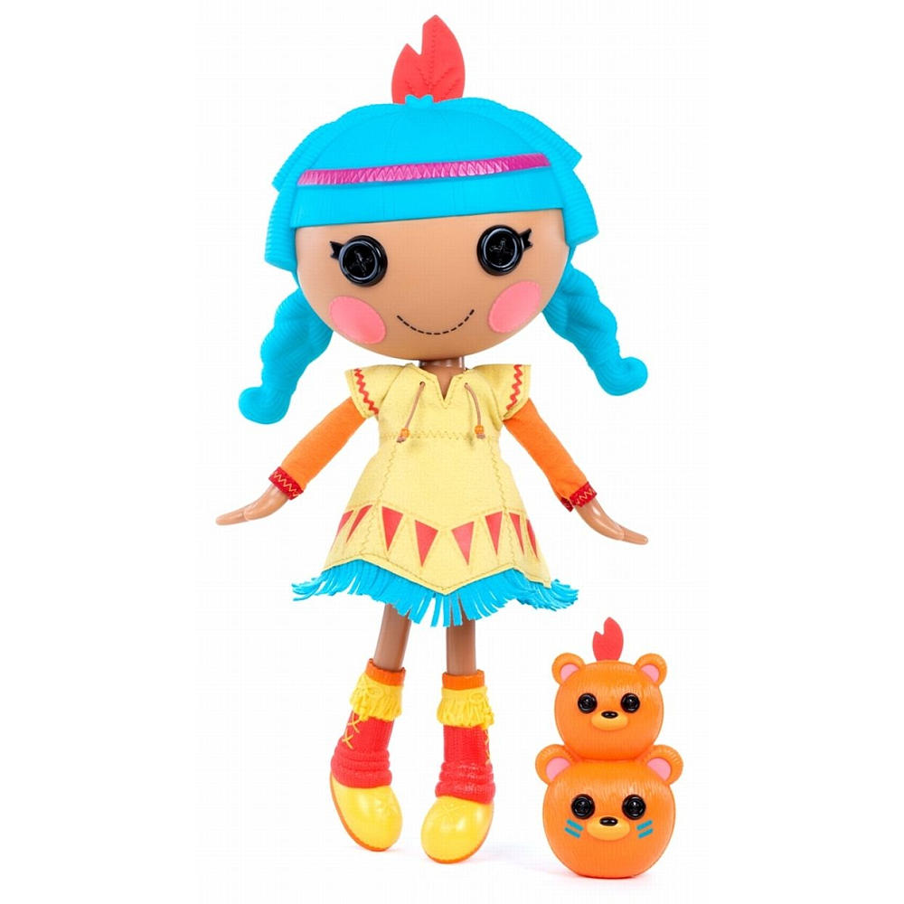 Feather Tell A Tale Lalaloopsy Land Wiki