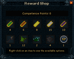 Reward Shop