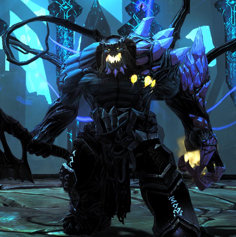 Absalom - Darksiders Wiki - Wrath of War, Weapons, Enemies ...