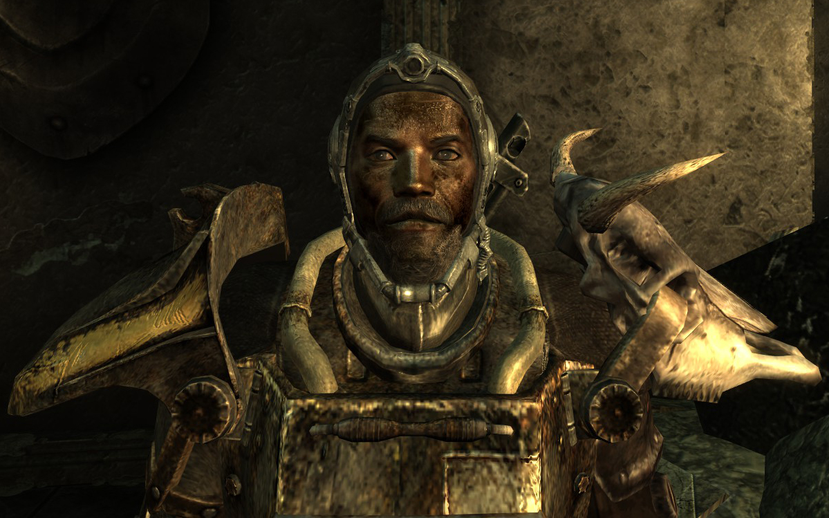 fallout 3 meet ashur in haven