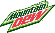 Moutain Dew Canada logo